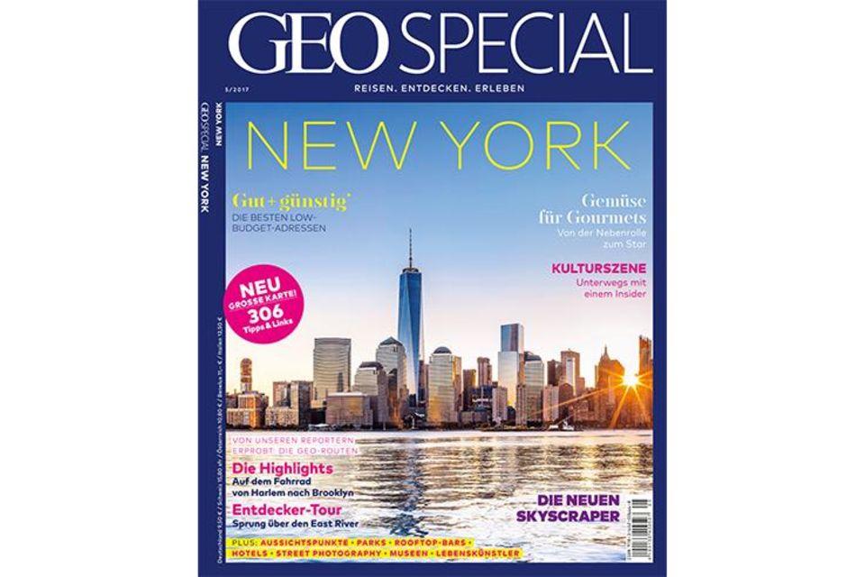 GEO SPECIAL Nr. 05/2017 New York