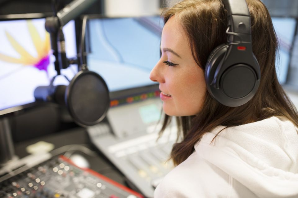 Radiomoderatorin