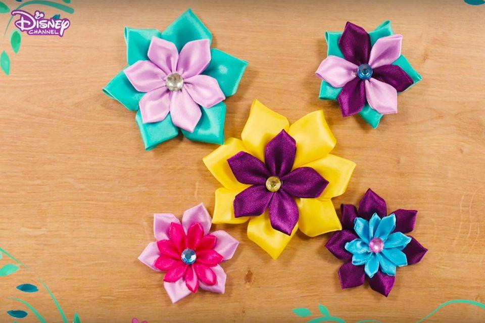 Blumen Haarspangen