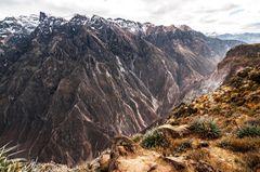 Colca Canyon, Arequipa, Peru