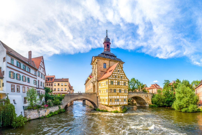 Fachwerk, Bamberg
