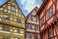 Fachwerk, Esslingen