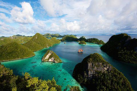 Raja Ampat Islands, Indonesien