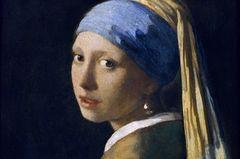 Jan Vermeer, Das Mädchen mit dem Perlohring