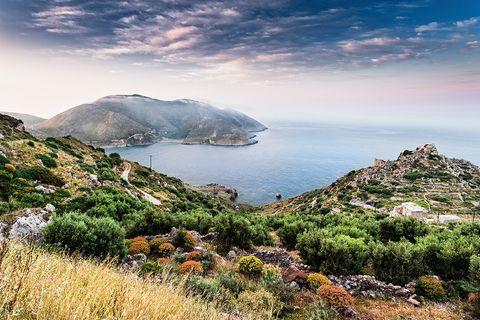 Mani, Griechenland