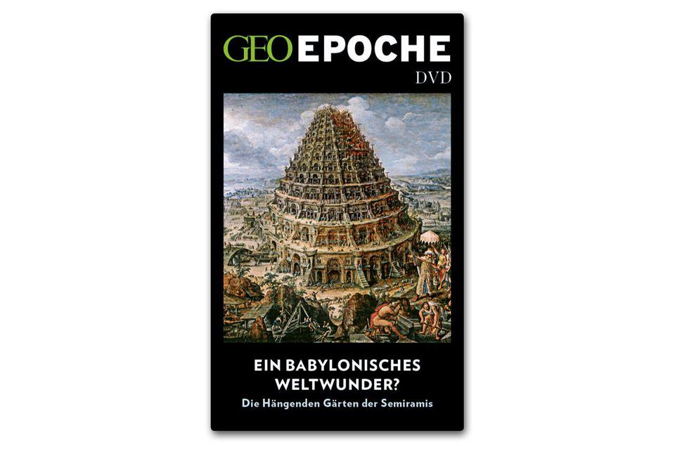 DVD: Auf der Suche nach Babylons Weltwunder