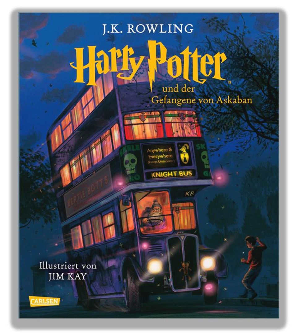 Harry Potter Band 3 Schmuckausgabe