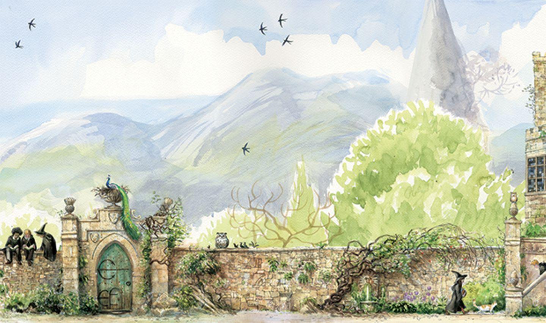 Schmuckausgabe: Auch die dritte Schmuckausgabe von Harry Potter hat Jim Kay illustriert