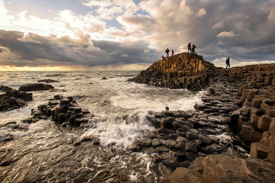 Giant's Causeway, Nordirland