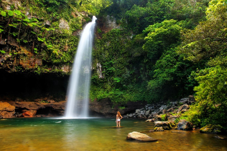 Bouma National Heritage Park, Fiji