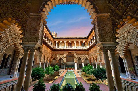 Alcázar von Sevilla