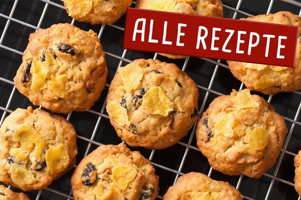 Kekse und Cookies