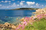 Isles of Scilly vor der Küste Cornwalls