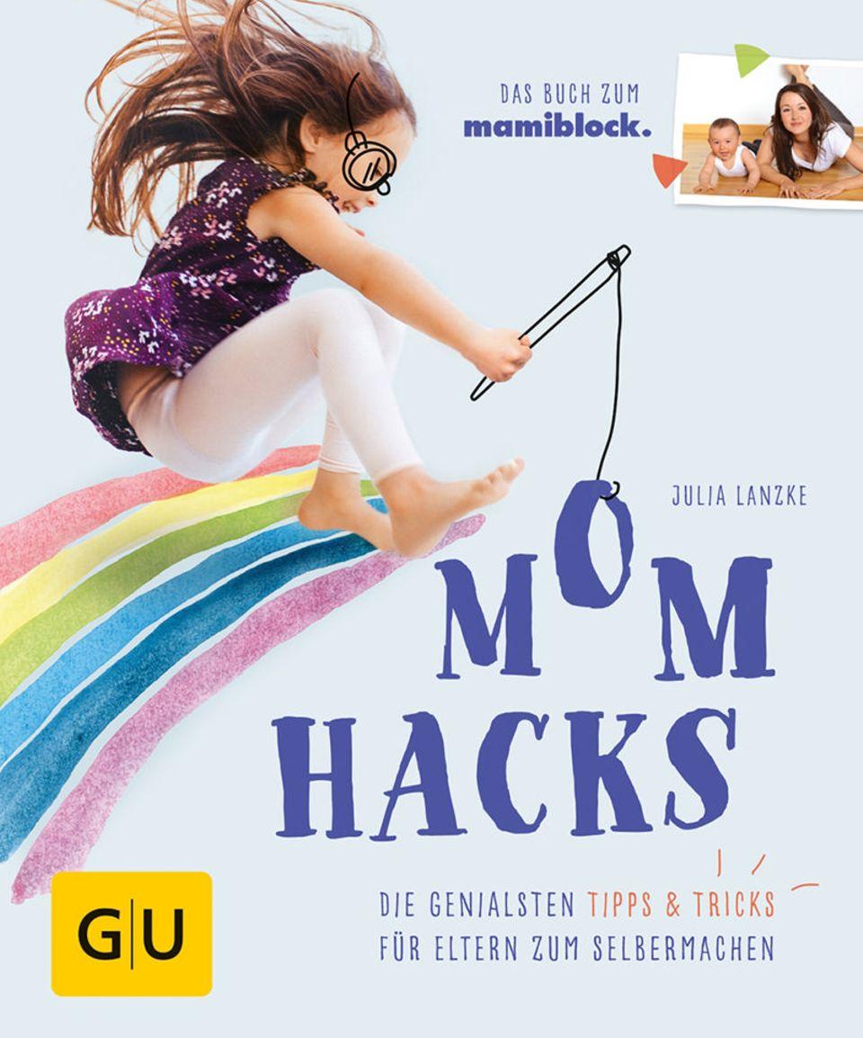 Mom Hacks Cover