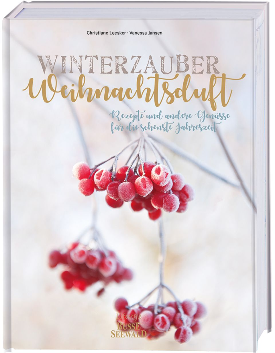 Weihnachtszauber Winterduft