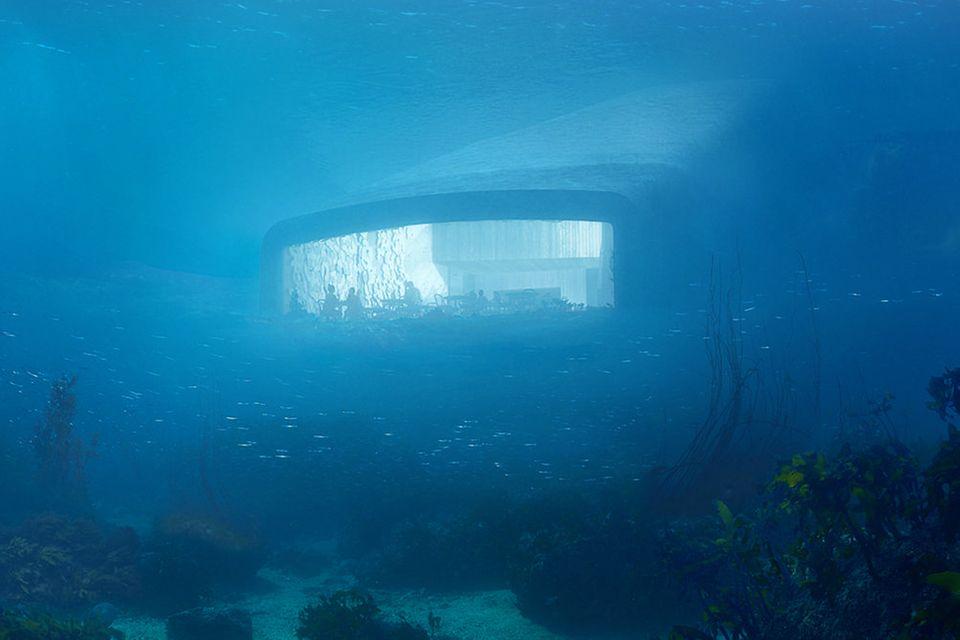 Under, Unterwasser-Restaurant