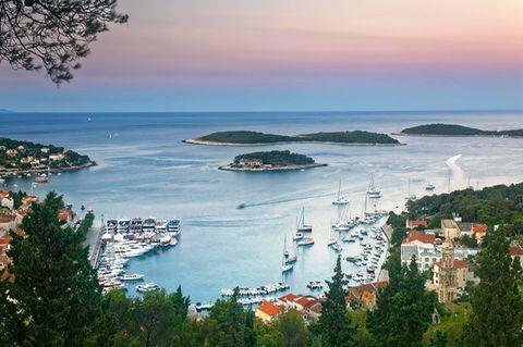 Hvar, Kroatien