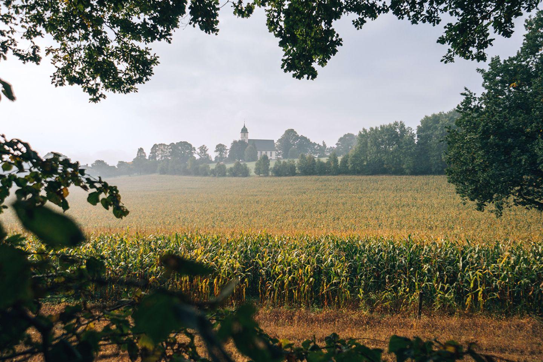 Kirche Papstdorf