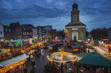 Weihnachtsmarkt in Husum