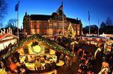 Weihnachtsmarkt Hamburg Harburg