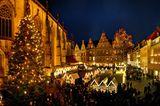 Münster, Weihnachtsmarkt