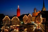 Schlitz, Weihnachtsmarkt