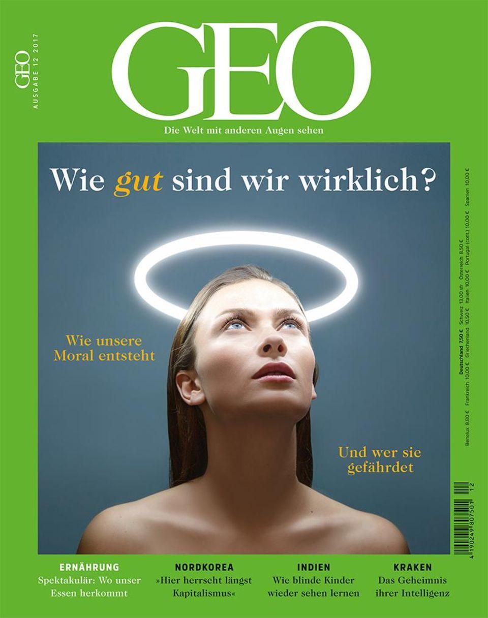 GEO Magazin Cover