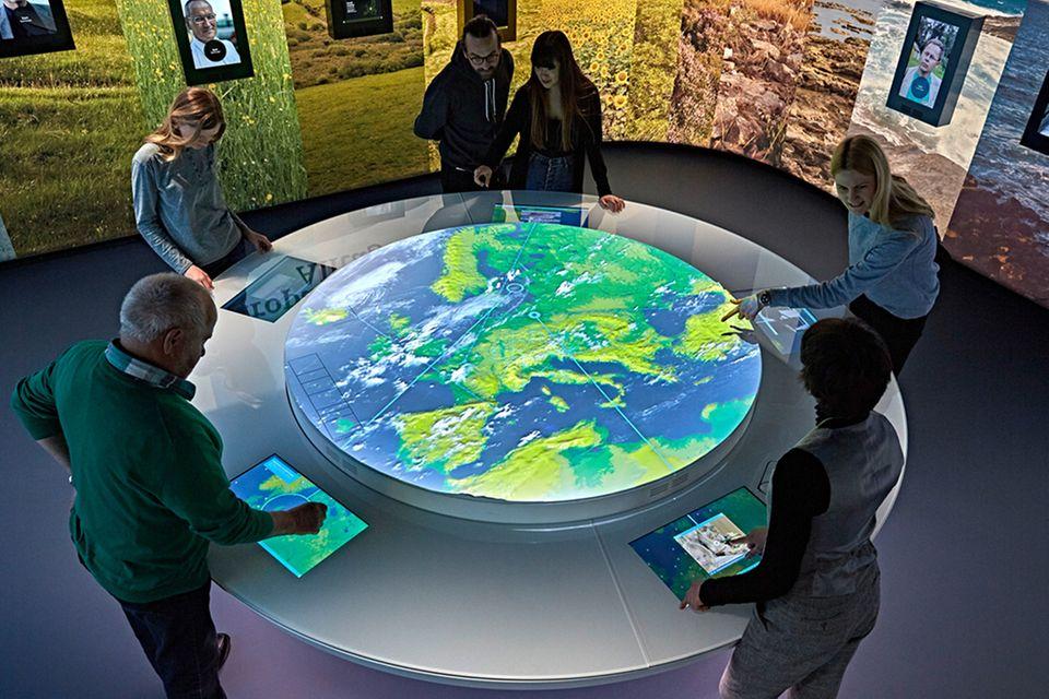 Ausstellung Erlebnis Europa
