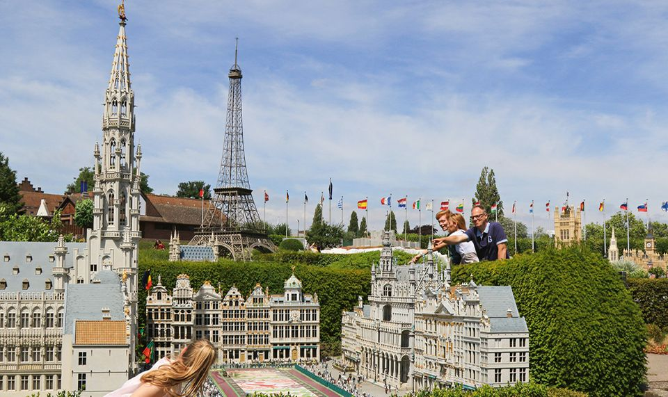Museums-Tipps: Mini-Europe