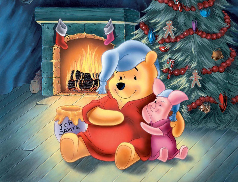 Winnie Puuh - Honigsüsse Weihnachten