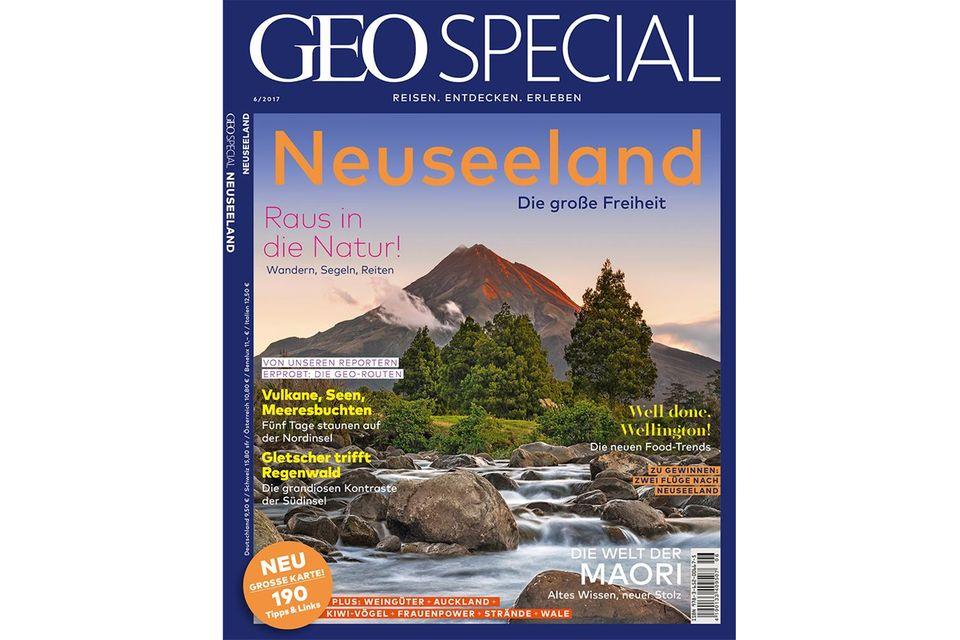 GEO SPECIAL Nr. 06/2017: Neuseeland
