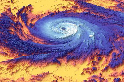 """Hurrikan """"Maria"""""""