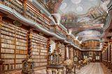 Tschechische Nationalbibliothek, Prag, Tschechien