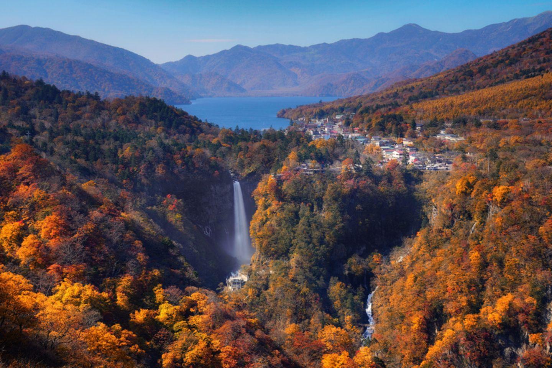 Kegon, Japan