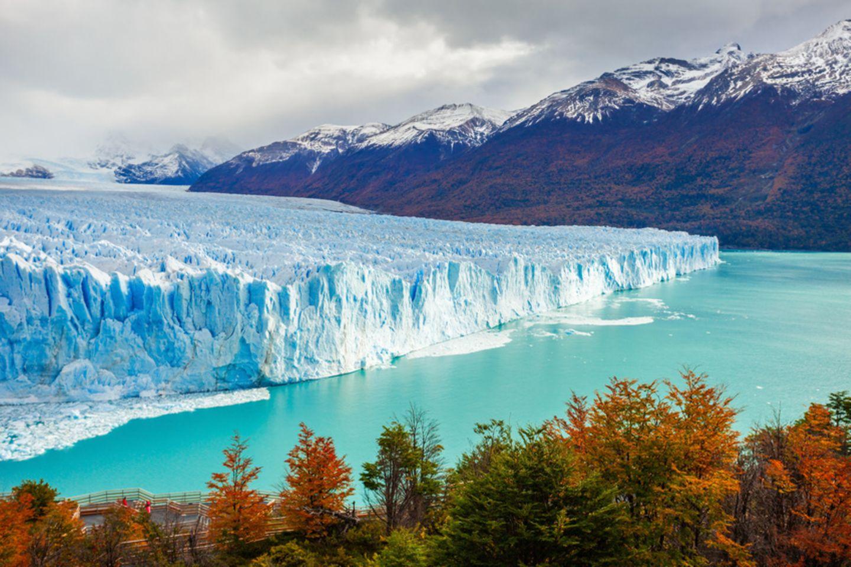 Perito-Moreno-Gletscher, Argentinien