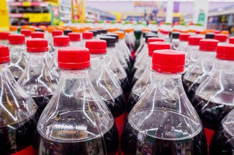 Cola-Flaschen