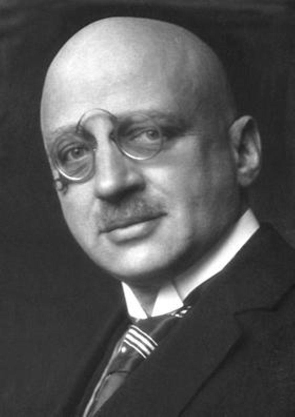Fritz Haber, ca. 1918