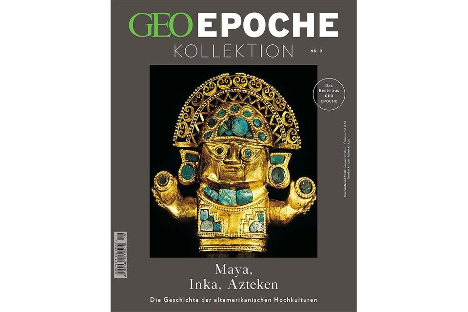 GEO EPOCHE Kollektion Nr. 9 - Maya, Inka, Atzteken