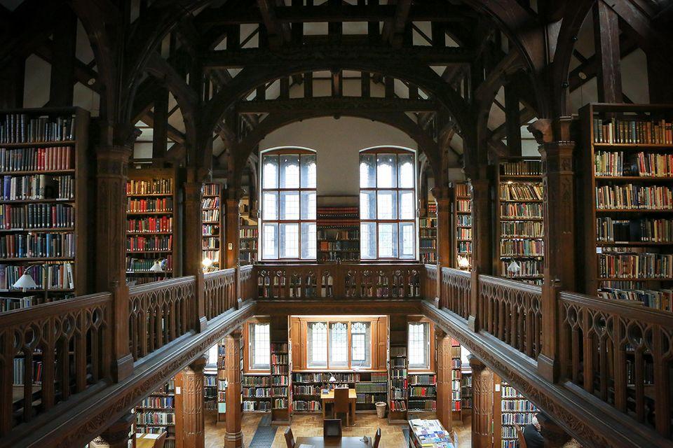 Innenansicht Gladstone's Library