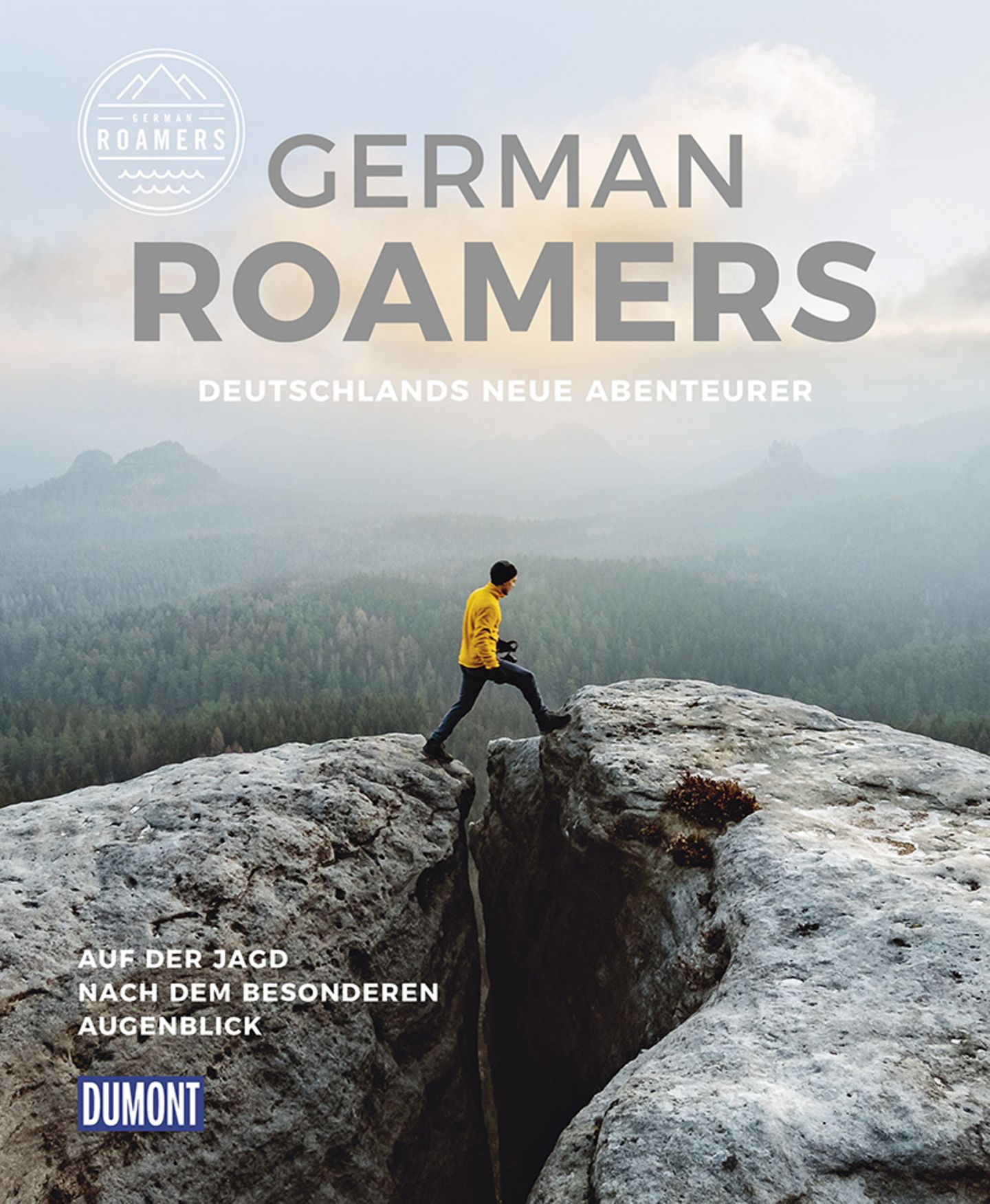 Buchcover German Roamers