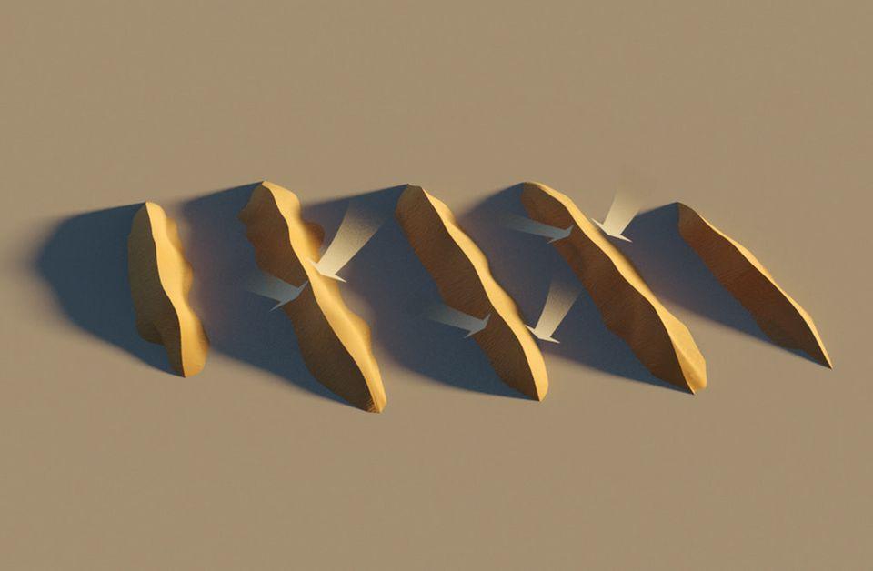 Längsdüne