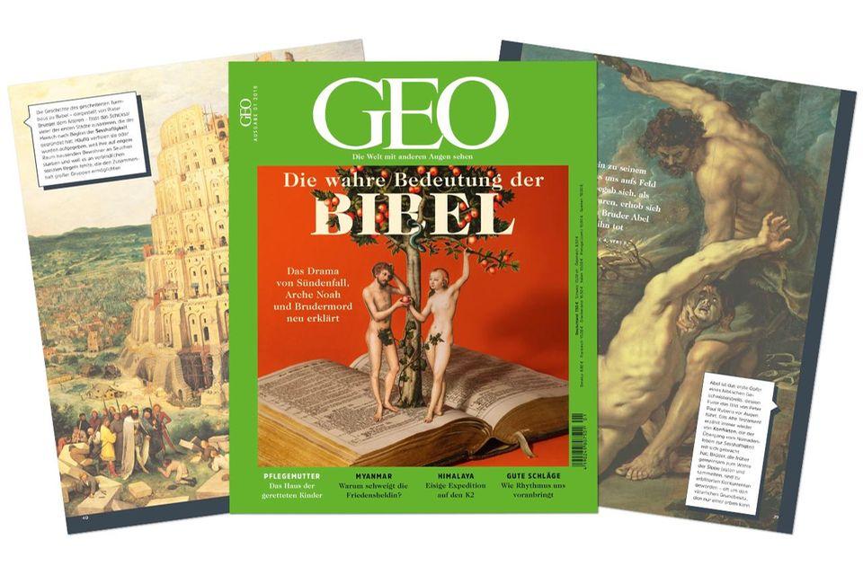 """Religionsforschung: Die wahre Bedeutung der Bibel: Wie Forscher das """"Buch der Bücher"""" neu erklären"""