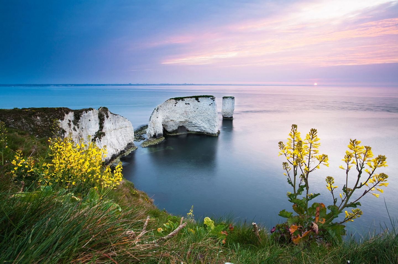 Old Harry Rocks, England