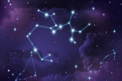 Sternbild Schütze