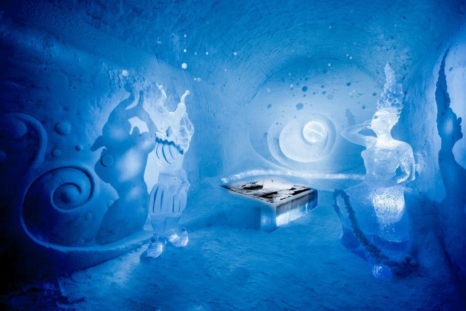 ICEHOTEL, Schweden