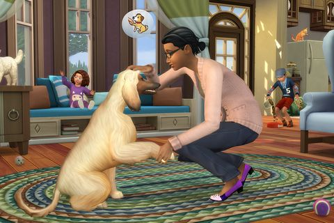Sims 4 Haustiere
