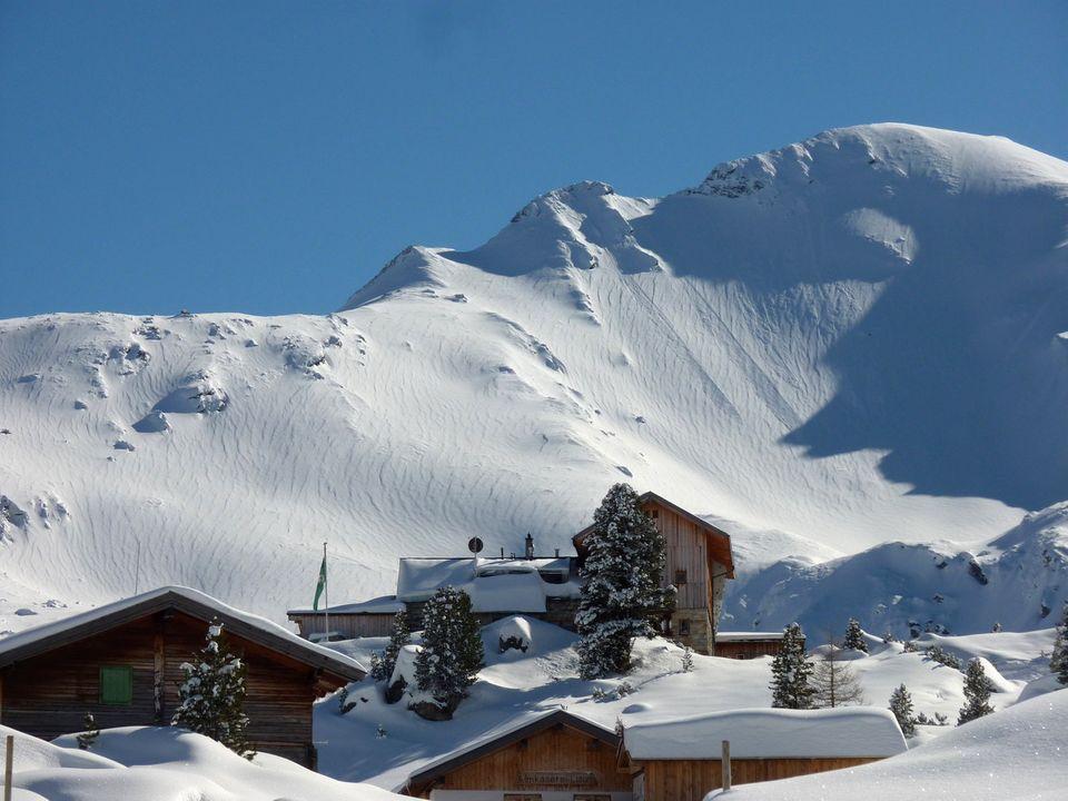Lizumer Hütte, Tuxer Alpen