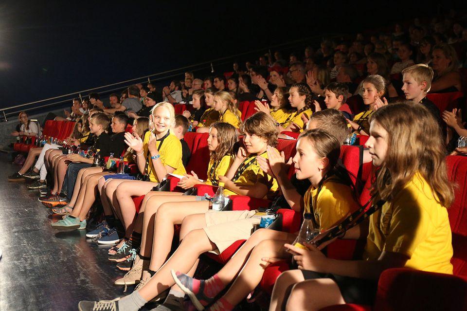 Wettbewerb: Werdet Teil der Kinderjury für den Goldenen Spatz 2021!
