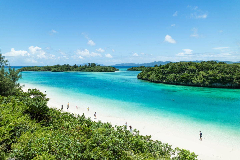 Yaeyama-Inseln, Japan