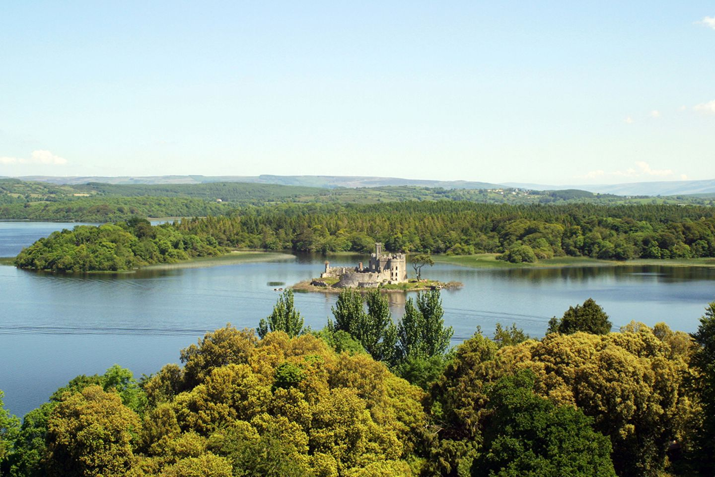 Lough Key forest park, Irland
